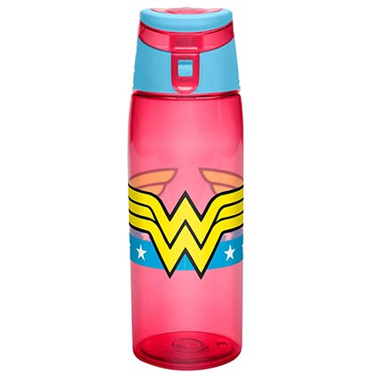 Trinkflasche Wonder Woman