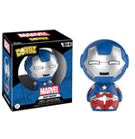 Marvel Comics Vinyl Sugar Dorbz Vinyl Figur Iron Patriot 8 cm