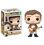 Parks and Recreation POP! TV Vinyl Figur Andy Dwyer 9 cm
