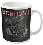 Bon Jovi Tasse SLIPPERY WHEN WET