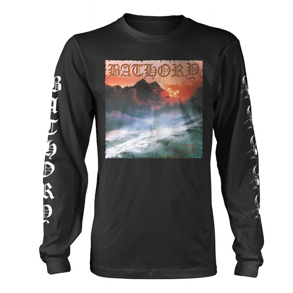 Bathory Longsleeve Trikot TWILIGHT OF THE GODS