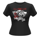 T-Shirt All Time Low Find Our Way