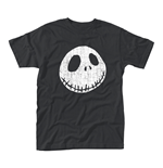 T-Shirt Nightmare before Christmas, The Cracket Face