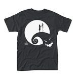 The Nightmare Before Christmas T-Shirt MOON OOGIE BOOGIE