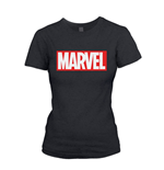 T-Shirt Marvel Comics Logo