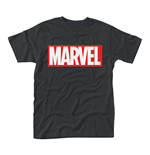 T-Shirt Marvel Superheroes Logo