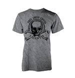 T-Shirt Uncharted 4 Skull