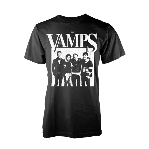 T-Shirt The Vamps Group Up