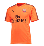 Trikot 2017/18  Arsenal 2017-2018 Away (Orange)