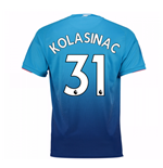 Trikot 2017/18  Arsenal 2017-2018 Away (Kolasinac 31)