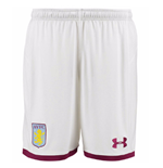 Shorts Aston Villa 2017-2018 Home (Weiss)