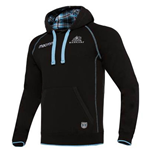Sweatshirt Glasgow Warriors 2017-2018 (Schwarz)