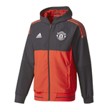 Jacke Manchester United FC 2017-2018 (Rot)