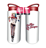 Suicide Squad Trinkflasche Harley Quinn