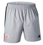 Shorts Athletic Bilbao 2017-2018 Away