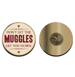 Harry Potter Ansteck-Button Muggles Umkarton (12)