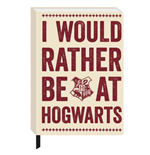 Harry Potter A5 Notizbuch Hogwarts Slogan