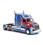 Transformers The Last Knight Diecast Modell 1/32 Optimus Prime Western Star 5700 XE Phantom