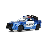 Transformers The Last Knight Diecast Modell 1/32 Barricade Police Car