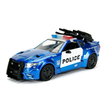 Transformers The Last Knight Diecast Modell 1/24 Barricade Police Car