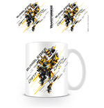 Tasse Transformers - Can´t Catch This