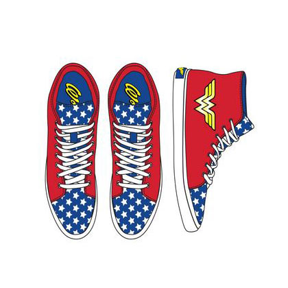 Schuhe Wonder Woman unisex