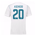 Trikot 2017/18  Real Madrid 2017-2018 Home (Asensio 20) Kinder