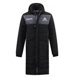 Jacke Glasgow Warriors 2017-2018 (Schwarz)