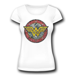 T-Shirt Wonder Woman - Comics