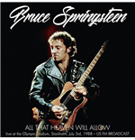 Vinyl Bruce Springsteen - The Stockholm Broadcast 1988 (6 Lp)