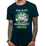 T-Shirt Rick and Morty