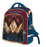 Justice League 3D Rucksack Wonder Woman 31 x 41 x 13 cm