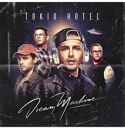 Vinyl Tokio Hotel - Dream Machine