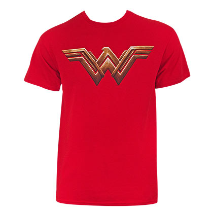 T-Shirt Wonder Woman Justice League