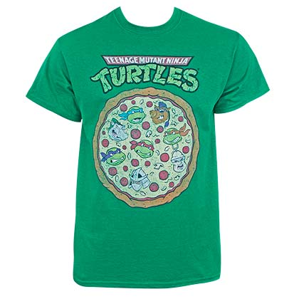 T-Shirt Ninja Turtles 275822