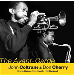 Vinyl John Coltrane And Don Cherry - The Avant-Garde