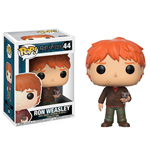Harry Potter POP! Movies Vinyl Figur Ron Weasley with Scabbers 9 cm