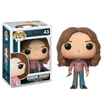 Harry Potter POP! Movies Vinyl Figur Hermione with Time Turner 9 cm
