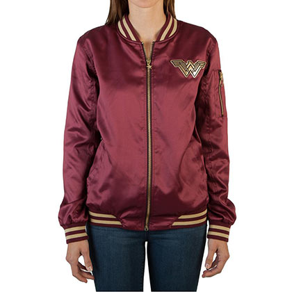 Windjacke Wonder Woman für Frauen