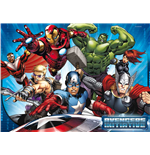 Puzzle The Avengers 276259