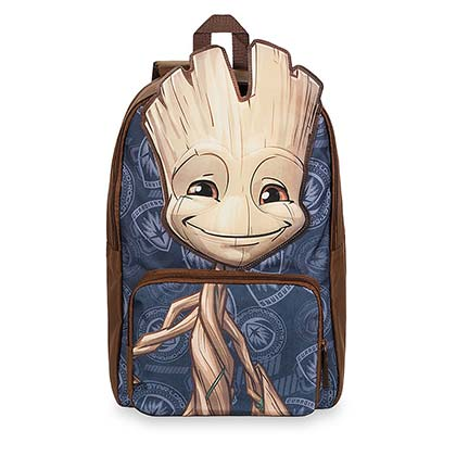 Rucksack Guardians of the Galaxy Groot 3D