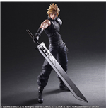 Final Fantasy VII Remake Play Arts Kai Actionfigur No. 1 Cloud Strife 28 cm