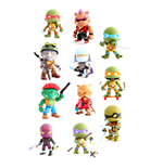 Teenage Mutant Ninja Turtles Action Vinyl Minifiguren 8 cm Wave 2 Display (16)