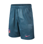 Shorts Atletico Madrid 2017-2018 Third (Blau)