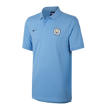 Polohemd Manchester City FC 2017-2018 Matchup Core