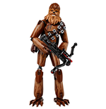 LEGO® Star Wars™ Episode VIII Actionfigur Chewbacca 30 cm