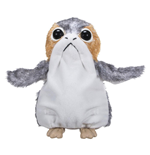 Star Wars Episode VIII Interaktive Plüschfigur Porg