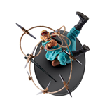 One Piece Scultures Figur Big Zoukeio 4 Pauly 9 cm