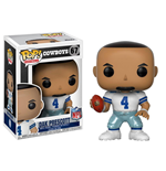 NFL POP! Football Vinyl Figur Dak Prescott (Dallas Cowboys) 9 cm