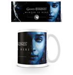 Game of Thrones Tasse Winter Is Here - Daenereys